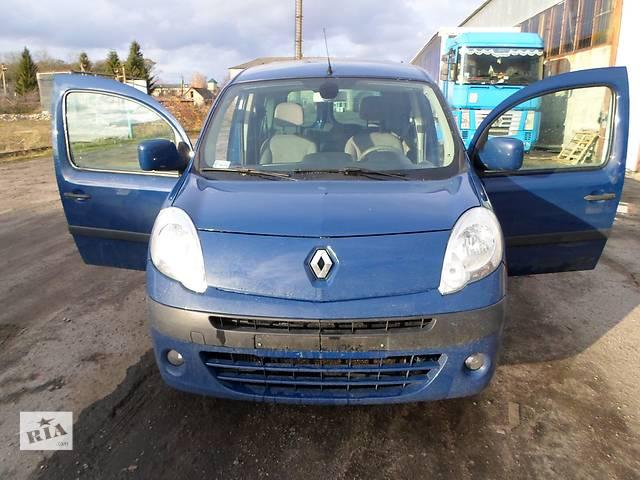 продам Б/у Бампер передний, усилитель Renault Kangoo Кенго 1,5 DCI 2008-2012 бу в Рожище