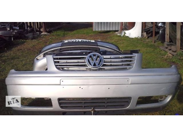 бу б/у Бампер передний Volkswagen Bora 2001 в Львове