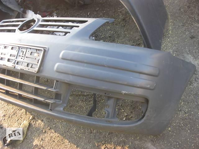 Б/у бампер передний Volkswagen Caddy- объявление о продаже  в Ровно