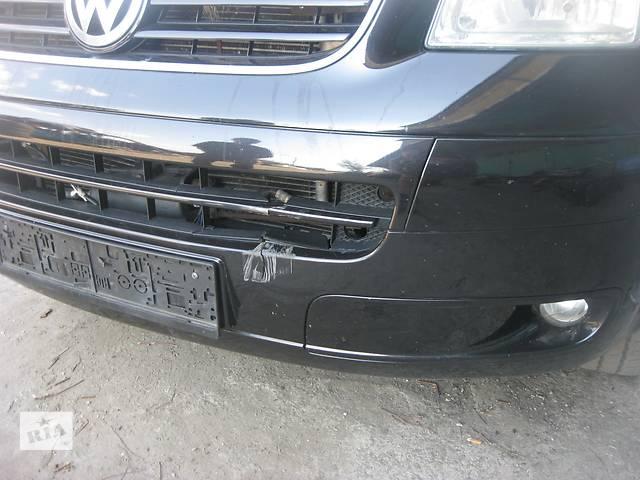 бу Б/у бампер передний Volkswagen T5 в Ровно