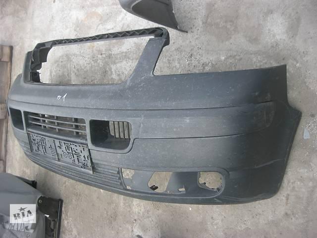купить бу Б/у бампер передний Volkswagen T5 в Ровно