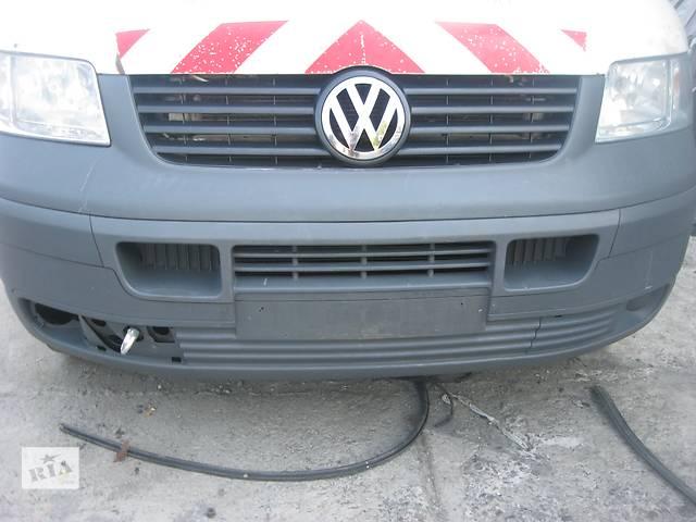Б/у бампер передний Volkswagen T5- объявление о продаже  в Ровно