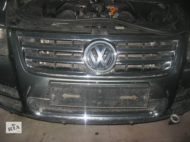 Б/у бампер передний Volkswagen Touareg- объявление о продаже  в Ровно
