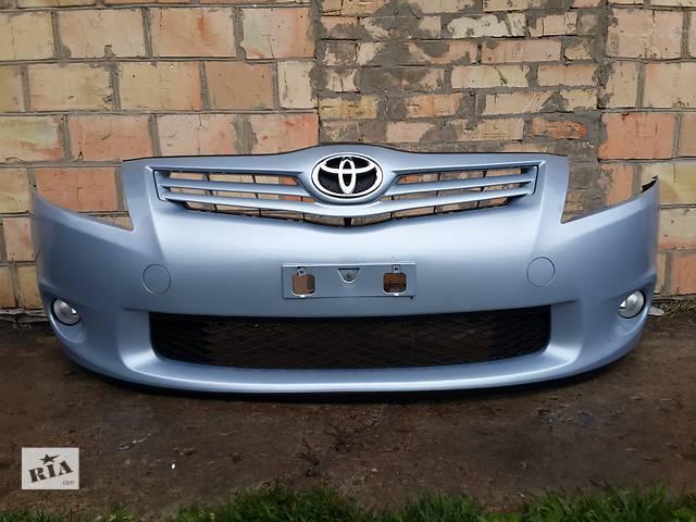 Б/у бампер передний задний для легкового авто Toyota Auris 2010 2011 2012- объявление о продаже  в Киеве