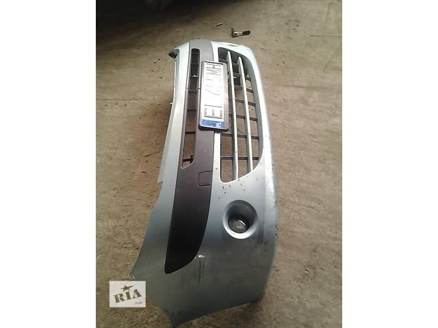 купить бу Б/у Бампер передний/задний для Renault Kangoo Кенго 1,5 DCI К9К B802, N764 2008-2012 в Луцке