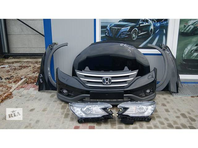 продам Б/у Бампер передний, задний Honda CR-V 2012-2014 бу в Киеве