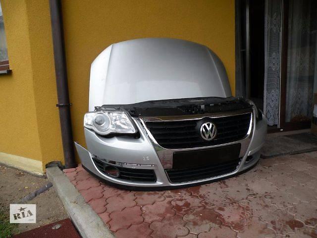 Б/у бампер передний, задний, капот, фары, радиаторы, крылья, двери, стекло для Volkswagen Passat B6 - объявление о продаже  в Киеве