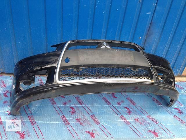 бу Б/у Бампер передний, задний Mitsubishi Lanser X Sportback в Киеве