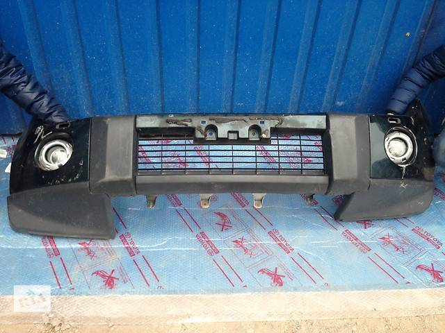 купить бу Б/у Бампер передний, задний Mitsubishi Pajero Wagon в Киеве