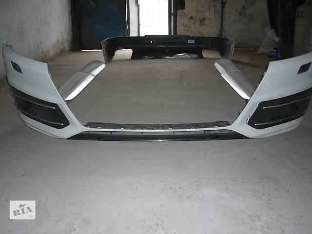 продам Б/у бампер передний,задний,накладки на двери для легкового авто Audi Q7 бу в Одессе