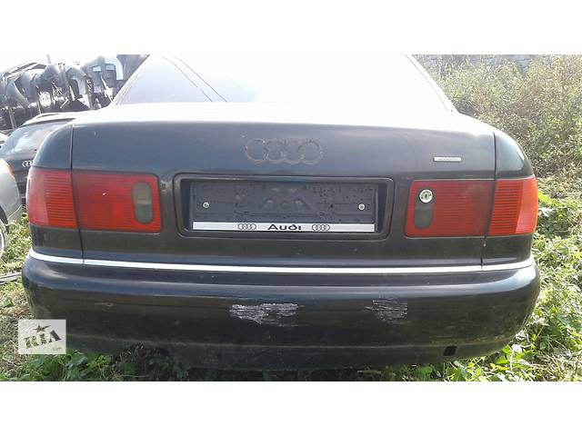 Б/у бампер задній для легкового авто Audi A8- объявление о продаже  в Львове