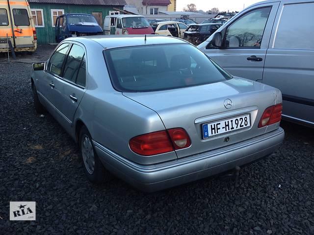 Б/у бампер задній для легкового авто Mercedes 210- объявление о продаже  в Луцке