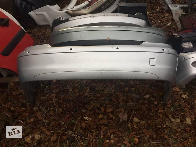 продам Б/у бампер задній для легкового авто Mercedes E-Class бу в Львове