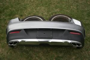 б/у Бамперы задние Mercedes CLK-Class