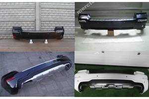б/у Бамперы задние Mercedes GLK-Class