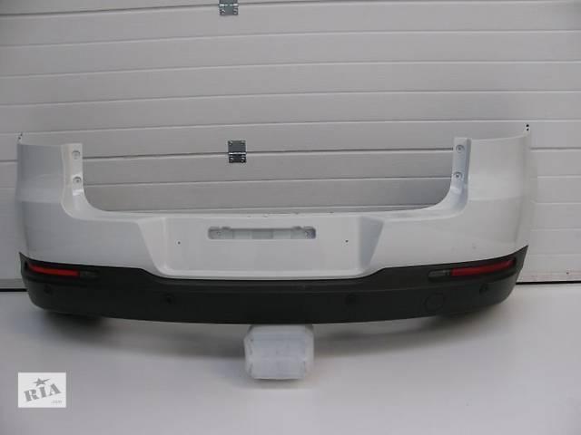 купить бу Б/у бампер задний для минивэна Volkswagen Tiguan 2011-2015 в Львове