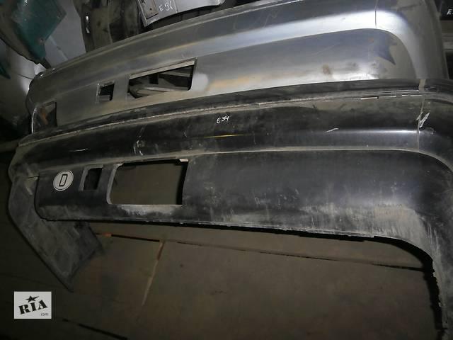 Б/у бампер задній для легкового авто седана BMW е34- объявление о продаже  в Львове