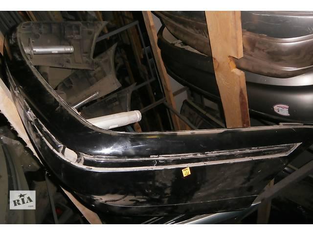 бу Б/у бампер задній для седана BMW 525 в Львове