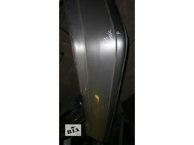 продам Б/у бампер задній для седана Mercedes C-Class бу в Львове