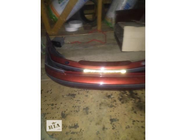 Б/у бампер задній для седана Skoda Octavia Tour- объявление о продаже  в Львове