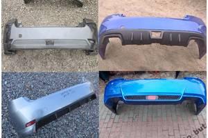 б/у Бамперы задние Subaru Impreza