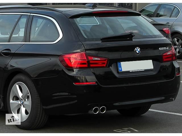 купить бу Б/у бампер задній для універсалу BMW 5 Series Universal в Луцке