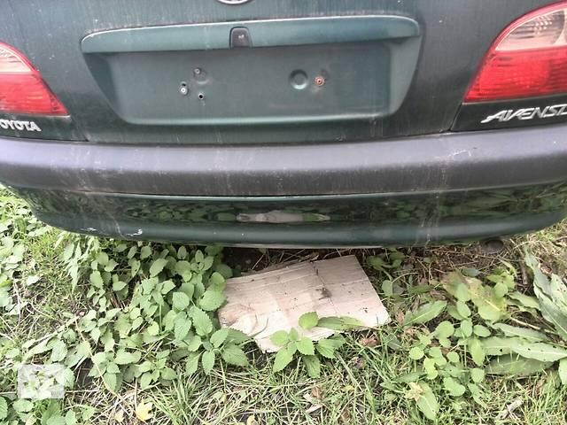 продам Б/у бампер задний 52159-05070 для седана Toyota Avensis 1999г бу в Киеве