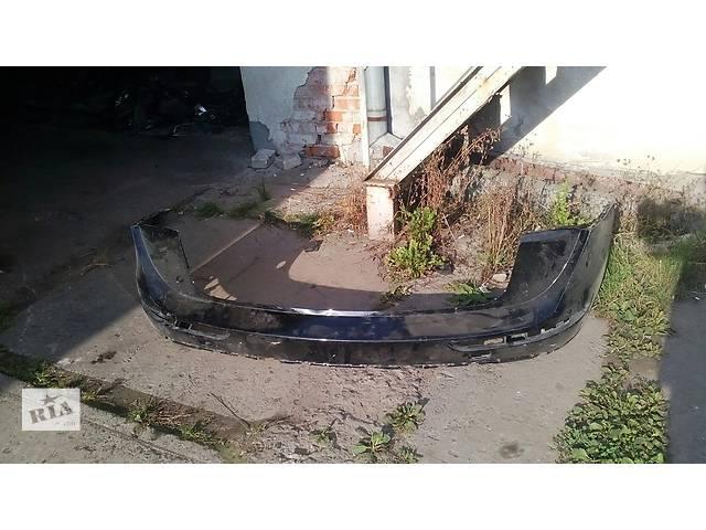 купить бу Б/у бампер задний 8r0807385c Audi Q5 в Львове
