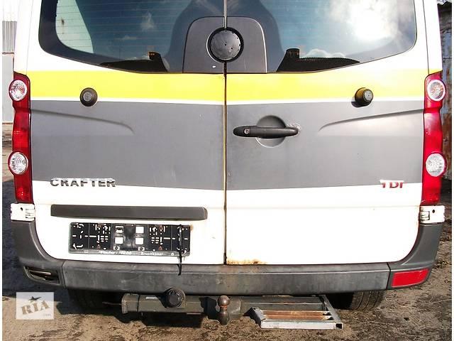Б/у Бампер задний для автобуса Mercedes 235 65 Sprinter Мерседес Спринтер Спрінтер, W906 2006-2012г.г.- объявление о продаже  в Рожище