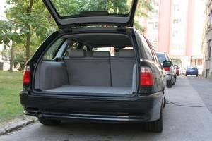б/у Бамперы задние BMW 5 Series (все)