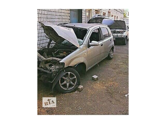 продам Б/у бампер задний для хэтчбека Chevrolet Aveo Hatchback (5d) бу в Днепре (Днепропетровск)