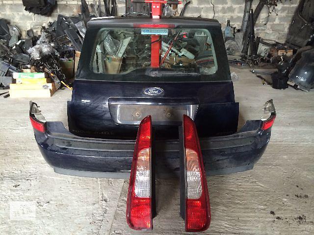 продам Б/у бампер задний для хэтчбека Ford C-Max 2005 бу в Львове