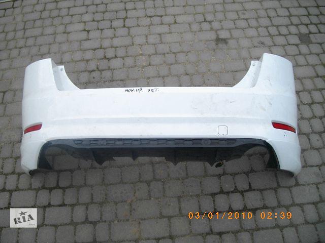 бу Б/у бампер задний для хэтчбека Ford Mondeo 2012 в Львове