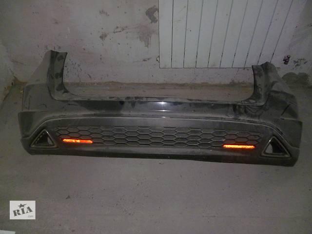 купить бу Б/у бампер задний для хэтчбека Honda Civic Hatchback в Хмельницком