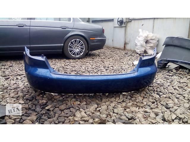 Б/у бампер задний для хэтчбека Mazda 6- объявление о продаже  в Киеве