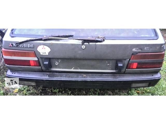 бу Б/у бампер задний для хэтчбека Mitsubishi Colt 1986г в Киеве