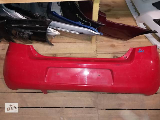 продам Б/у бампер задний для хэтчбека Toyota Yaris х/б 06-   521590d976 бу в Киеве
