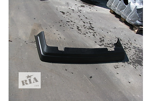 Б/у бампер задний для хэтчбека ВАЗ 2109