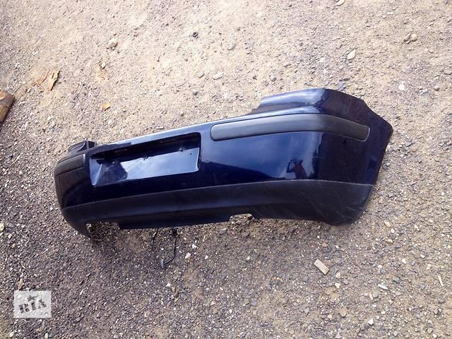 бу Б/у бампер задний для хэтчбека Volkswagen Golf IV 2001 года в Хусте