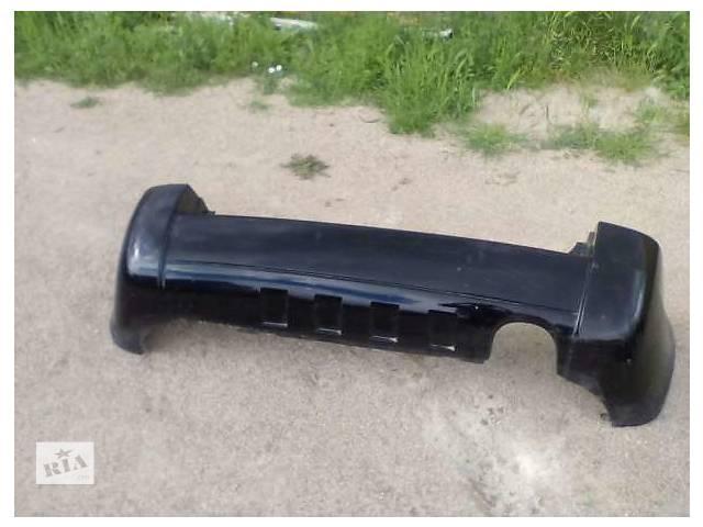 продам Б/у бампер задний для кроссовера Hyundai Tucson бу в Одессе