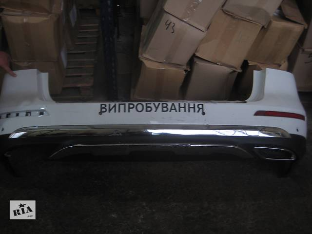 бу Б/у бампер задній для кросовера Mercedes GLE-Class в Киеве