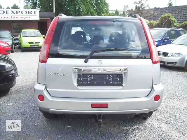 продам Б/у бампер задний для кроссовера Nissan X-Trail бу в Киеве