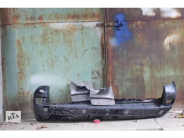 продам Б/у бампер задний для кроссовера Toyota Land Cruiser Prado 120 бу в Белгороде-Днестровском