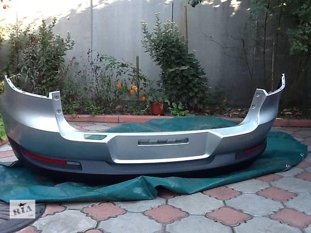 продам Б/у бампер задний для кроссовера Volkswagen Tiguan бу в Киеве