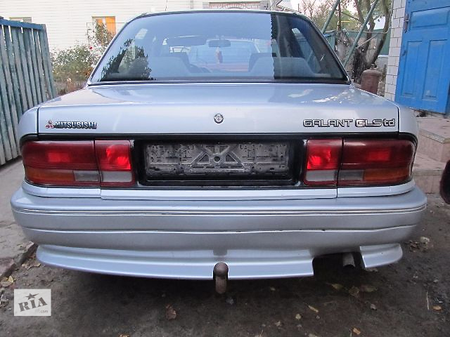 купить бу Б/у бампер задний для легкового авто   1992 в Малине (Житомирской обл.)