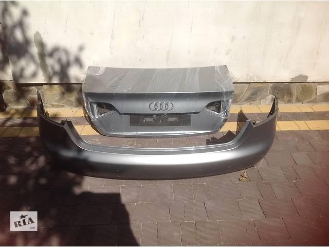 купить бу Б/у бампер задний для легкового авто Audi A4 в Львове