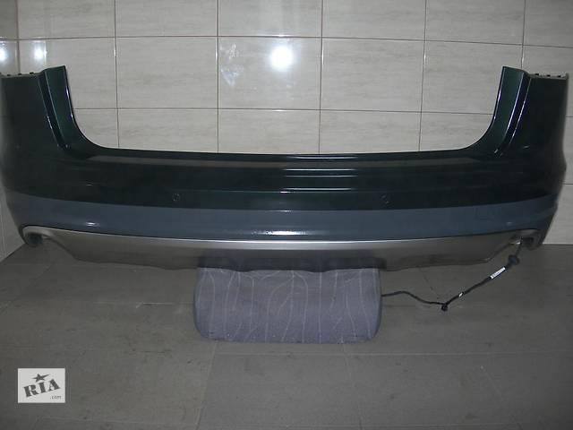 продам Б/у бампер задний для легкового авто Audi A6 бу в Чернигове