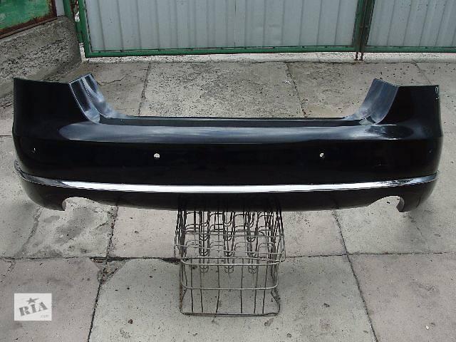 Б/у бампер задний для легкового авто Audi A8 2011 Дешево в наличии!!!- объявление о продаже  в Львове