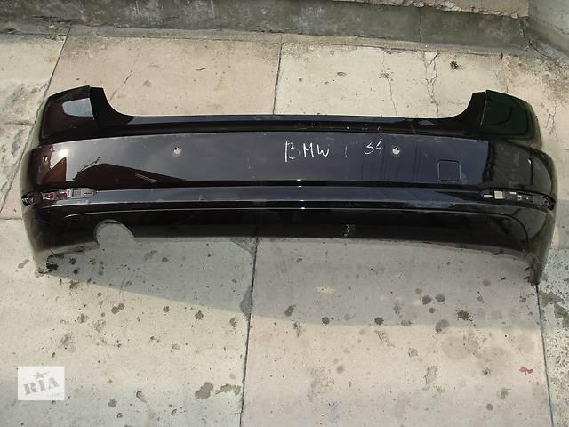 продам Б/у бампер задний для легкового авто BMW 3 Series Gran Turismo F34 ДЕШЕВО В НАЛИЧИИ!!! бу в Львове