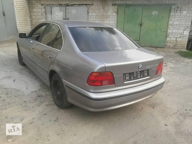 Б/у бампер задний для легкового авто BMW 5 Series e39 е39- объявление о продаже  в Киеве